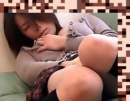 japanese school girl masturbation